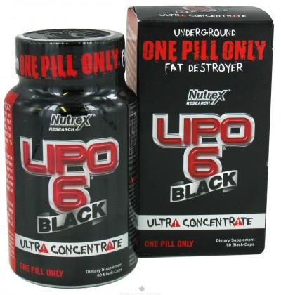 Lipo-6 Black Ultra