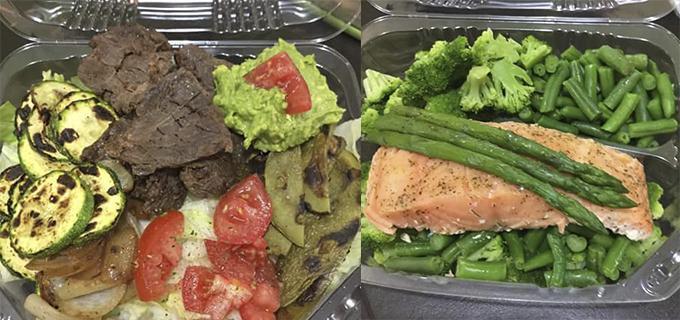 alimentos ganar musculo