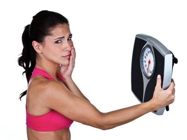efecto rebote después de una dieta