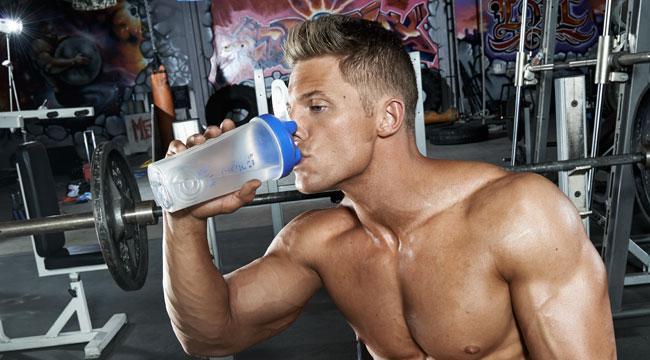acelerar la construcción de músculo