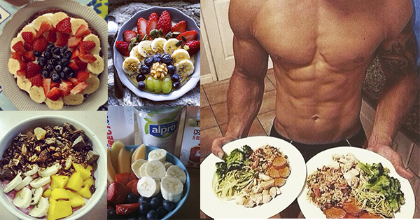 Desayuno para cuando vamos al gym justo al despertarnos for Dieta gimnasio