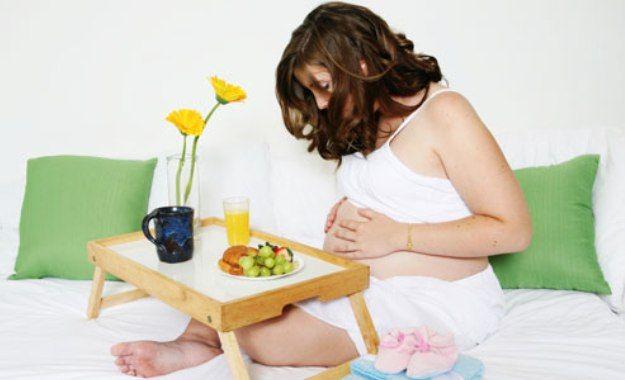 Comidas embarazo