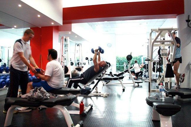 peso para el gym
