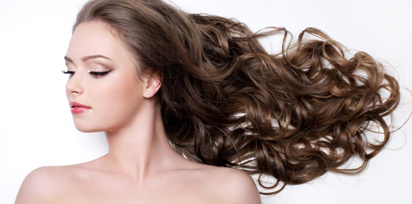cabello natural ondulado