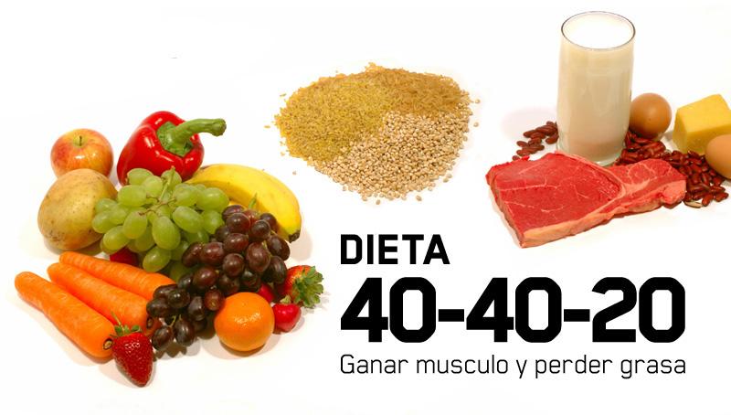 Dieta de definici n muscular para gym for Dieta definicion