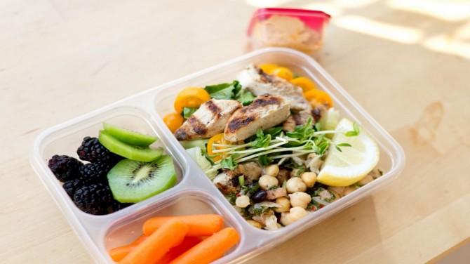 dieta para gym