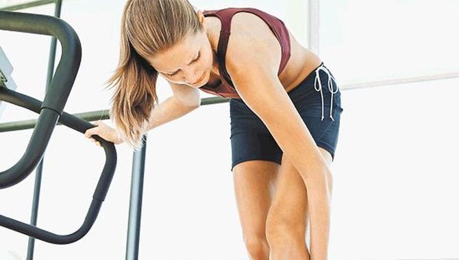 mujer dolor de pierna