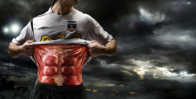 nutricion futbol