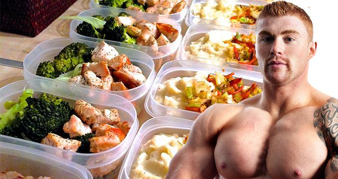 Dieta para marcar musculos for Gastronomia definicion