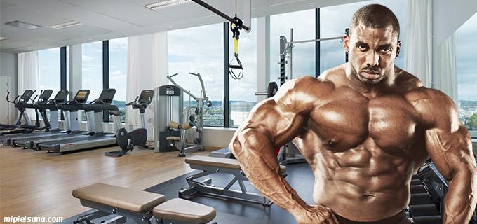 ganar musculo pecho