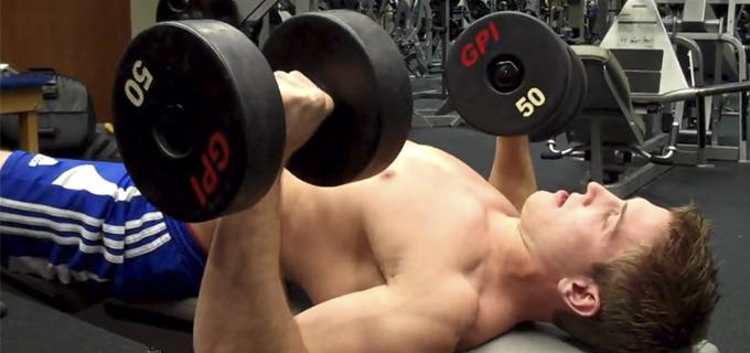Velocidad levantar pesas