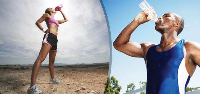 agua despues ejercicio