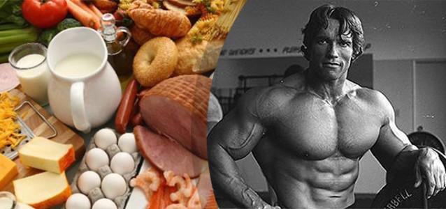 nutricion arnold