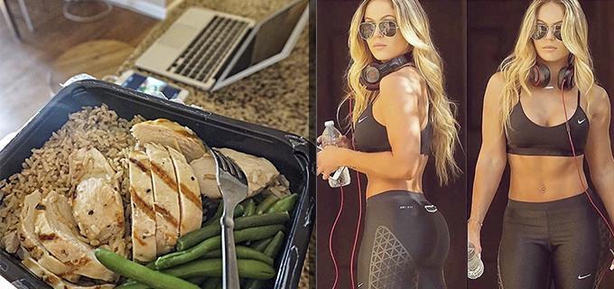 dieta marcar abdomen