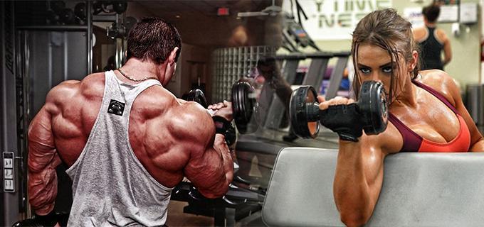Resultado de imagen de programa para ganar musculo