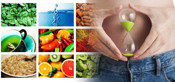 alimentos acelerar metabolismo