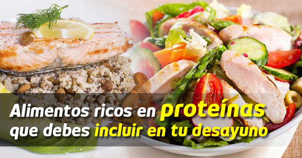Alimentos ricos en prote nas que debes incluir en tu desayuno - Alimentos vegetales ricos en proteinas ...