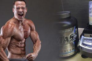 Como hacer un batido para ganar masa muscular casero