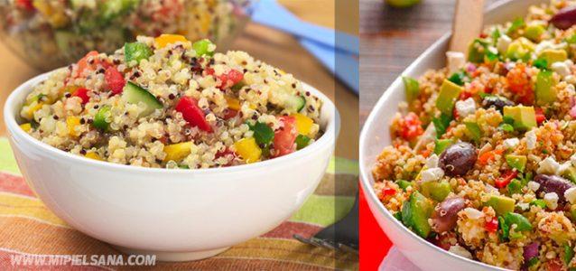 Recetas deliciosas con quinoa para darte gusto sin culpas for Cuanto se cocina la quinoa