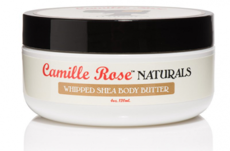 Camille Rose Natural Whipped Body Butter