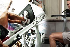 ganar músculo y adelgazar
