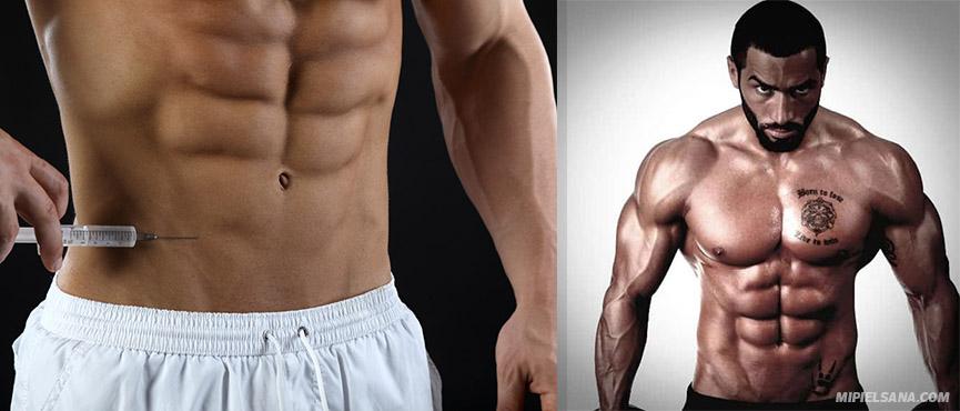 Resultado de imagen de ciclo perder grasa esteroides