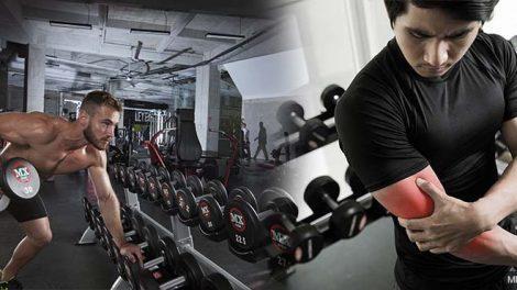 agujetas ejercicio dolor